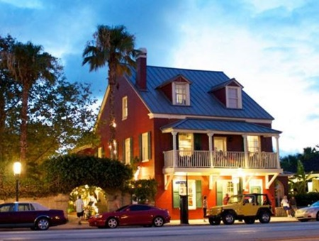 pet friendly restaurants in saint augustine florida, dog friendly restaurants in st augustine